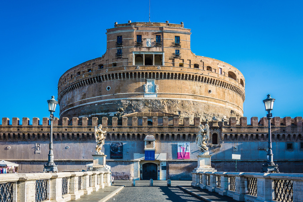 Castel-St-Angelo-Rom-1