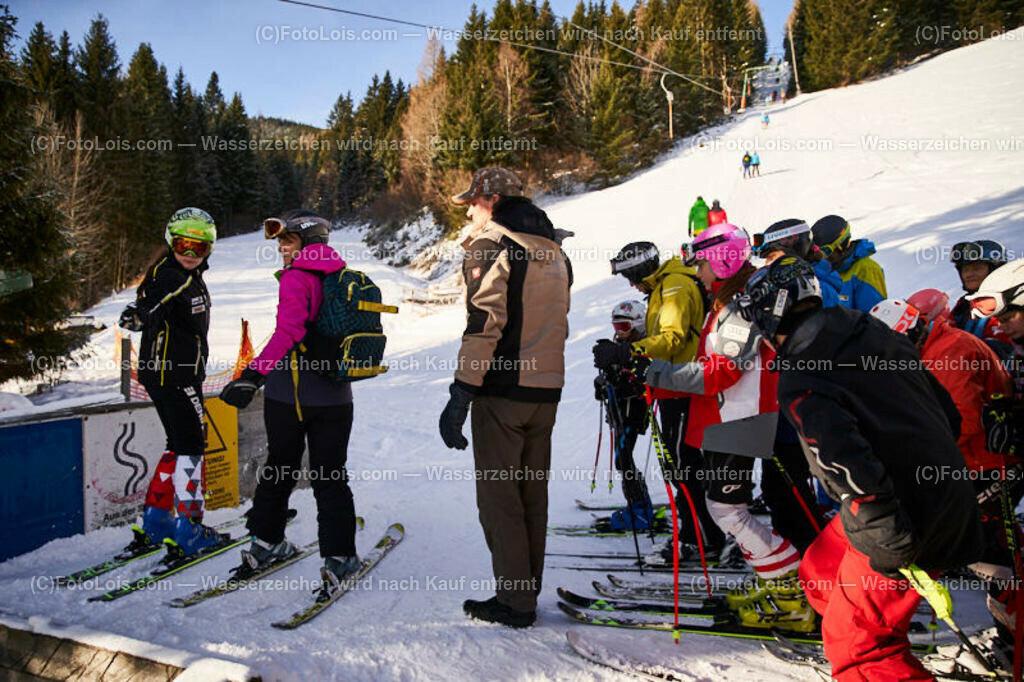 0006_KinderLM-RTL_Trattenbach_Skilift Dissauer | (C) FotoLois.com, Alois Spandl, NÖ Landesmeisterschaft KINDER in Trattenbach am Feistritzsattel Skilift Dissauer, Sa 15. Februar 2020.