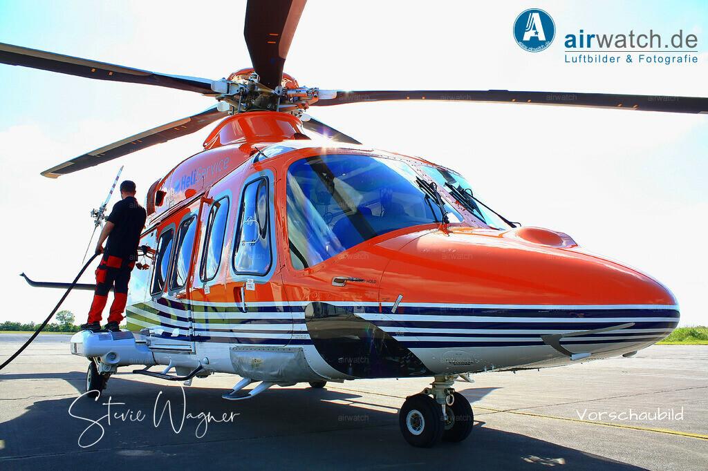 HeliService, Leonardo AW139, D-HHSH | Flughafen Husum, HeliService, Leonardo AW139 • 4272 x 2848 pix