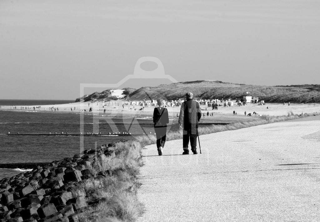 DSC_1485 | Baltrum - Der alte Mann und das Meer