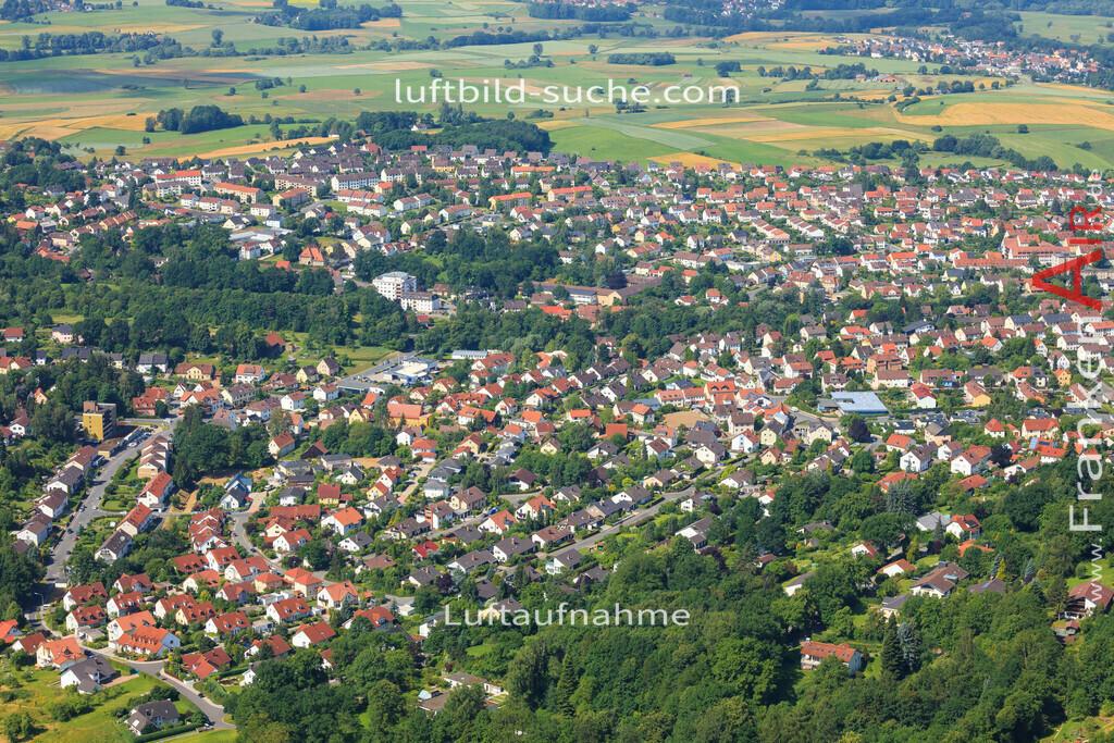 luftbild-kulmbach-2013-2556 | Luftbild von  Kulmbach - Luftaufnahme wurde 2013 von https://frankenair.de mittels Flugzeug (keine Drohne) erstellt - die Geschenkidee