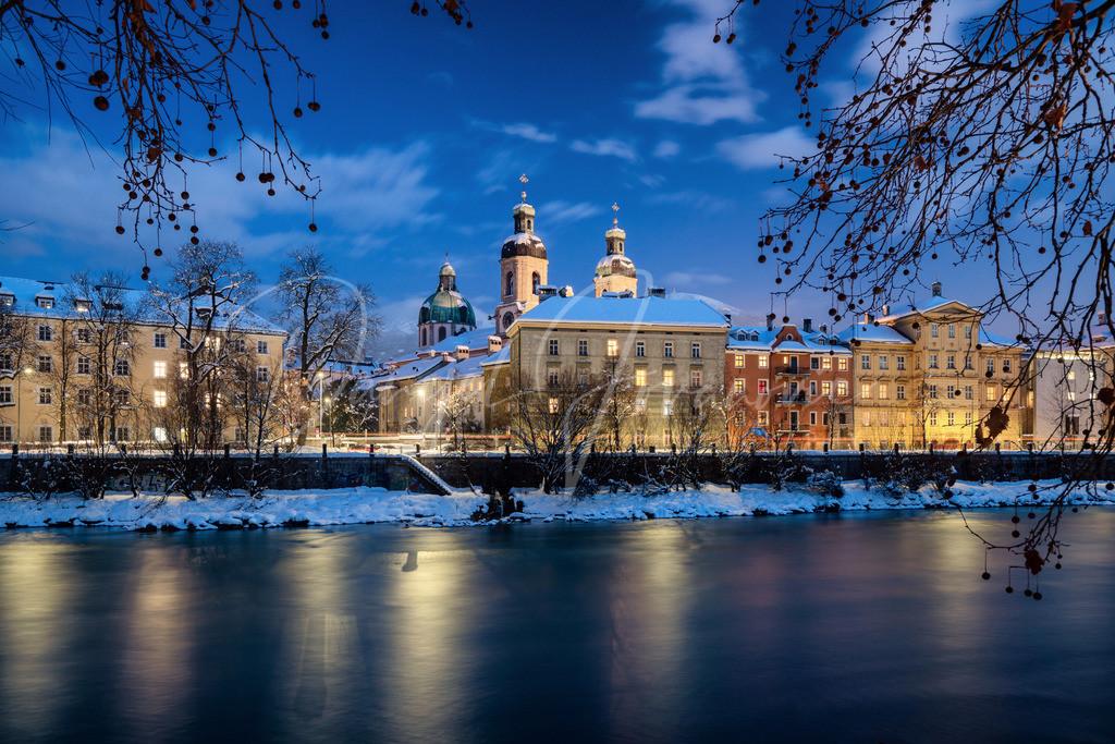 Altstadt | Blick auf die Innsbrucker Altstadt