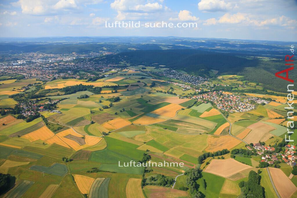 wickenreuth-kulmbach-2014-94 | Luftbild von Wickenreuth Kulmbach - Luftaufnahme wurde 2014 von https://frankenair.de mittels Flugzeug (keine Drohne) erstellt - die Geschenkidee