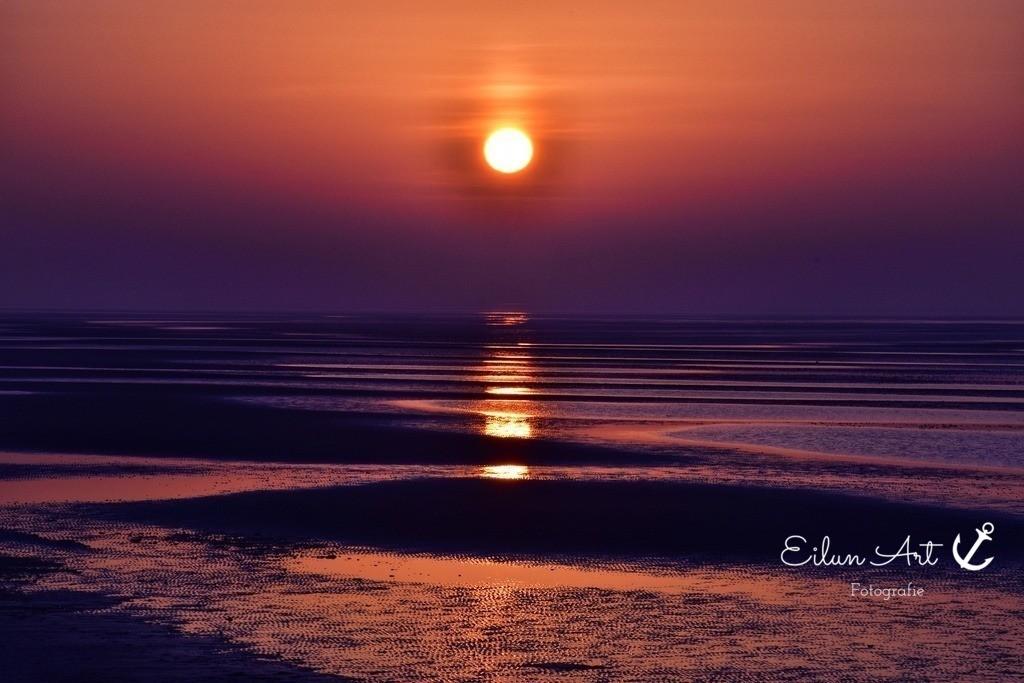 A 1 | Sonnenaufgang Wyk auf Föhr