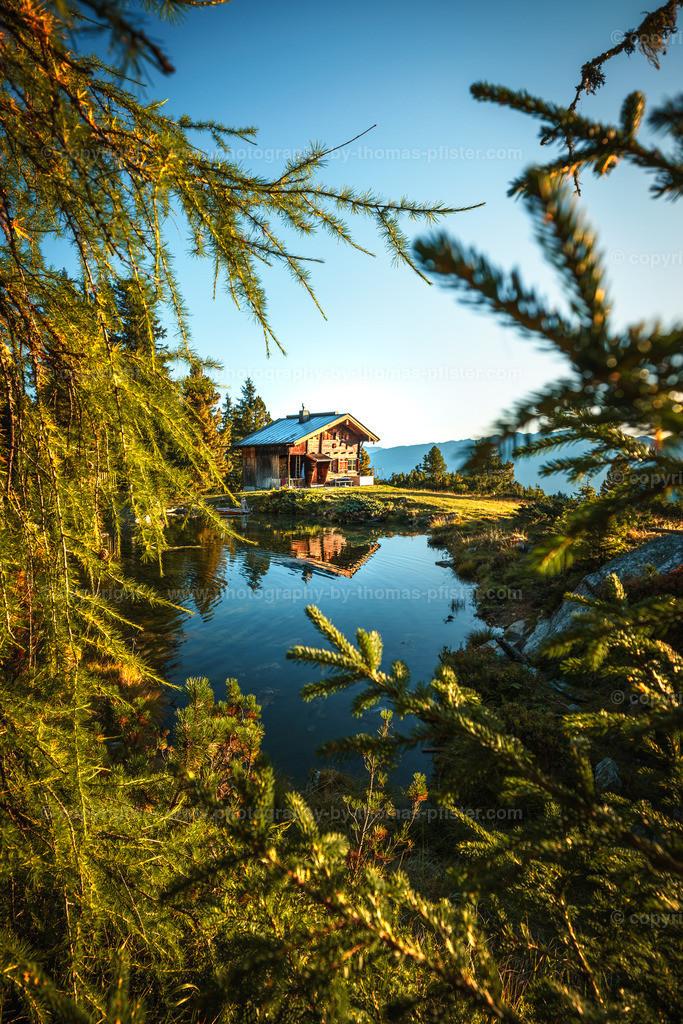 Penkensee Mayrhofen am Morgen-1