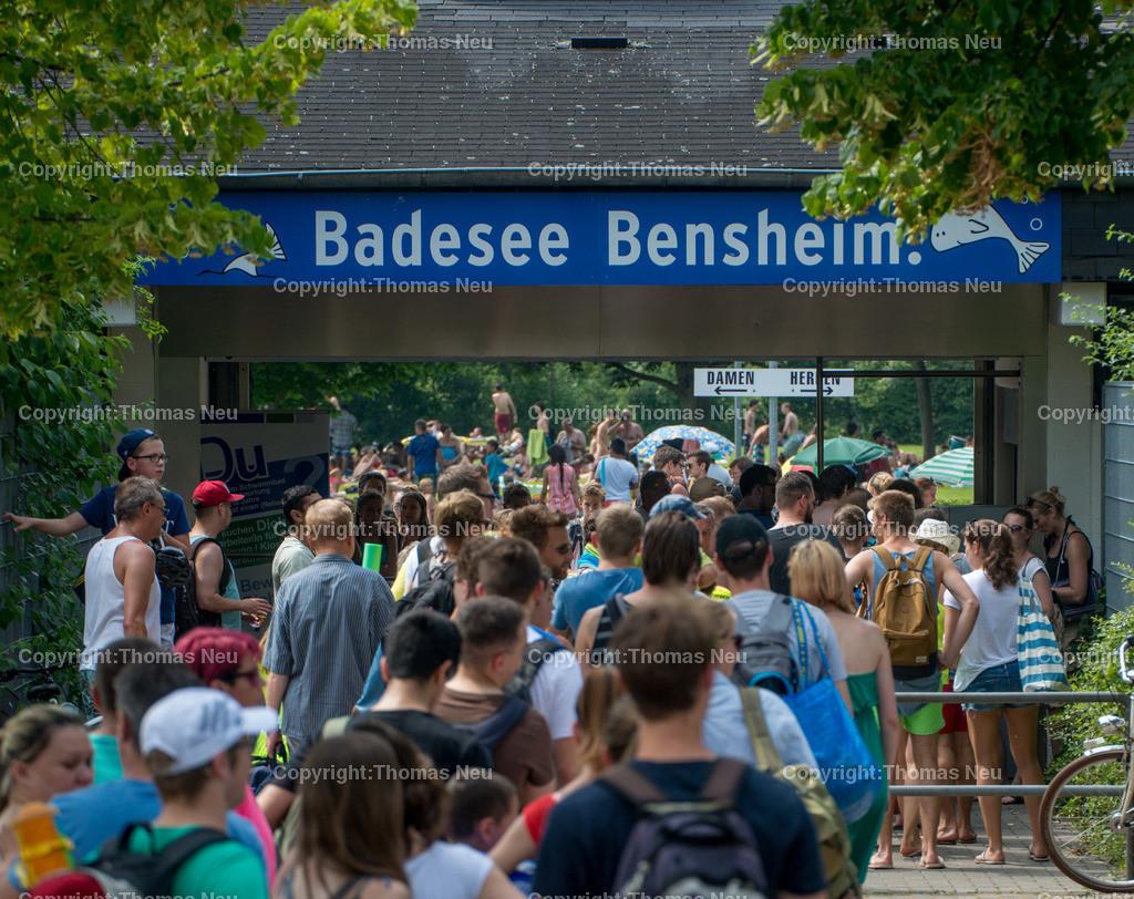 Badesee-38 | Bensheim,Sommer am Badesee, ,, Bild: Thomas Neu