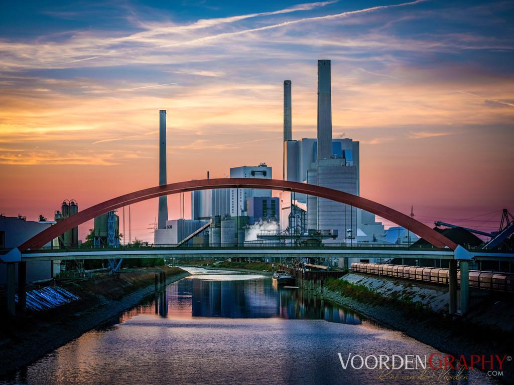 Großkraftwerk Mannheim