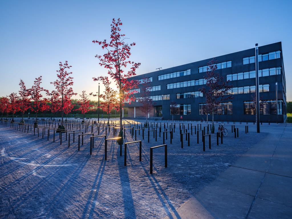 CITEC und Campus Nord | CITEC und Campus Nord der Universität Bielefeld.