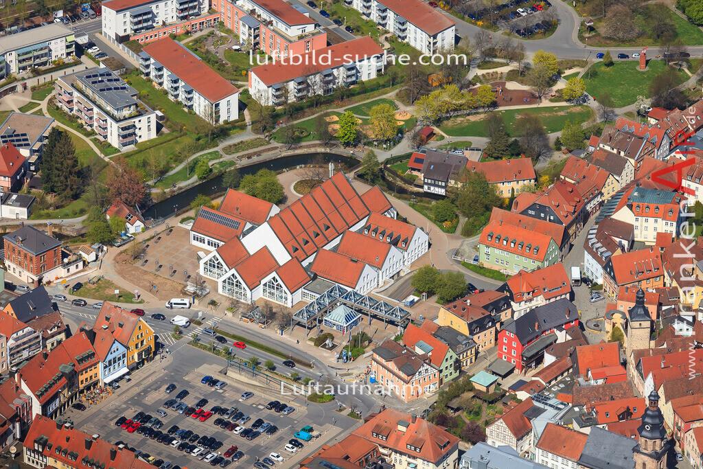luftbild-kulmbach-2016-6447 | Luftbild von  Kulmbach - Luftaufnahme wurde 2016 von https://frankenair.de mittels Flugzeug (keine Drohne) erstellt - die Geschenkidee