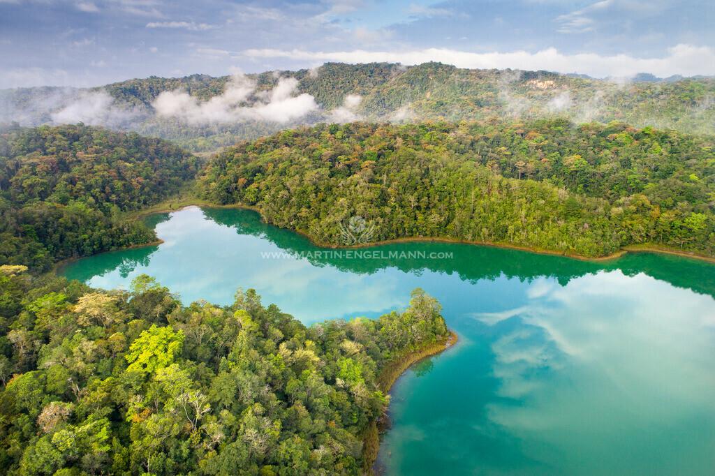 04-20170407-DJI_0038-fertig | Mexiko, Chiapas, Naha, Lagune, Luftbild
