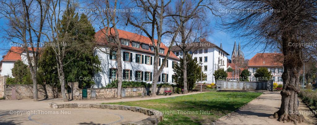 DSC_2678-Pano   bhe,bre,Geppenheim, Landratsamt, altes Gebäude Gräffstraße/Graben, Bild: Thomas Neu
