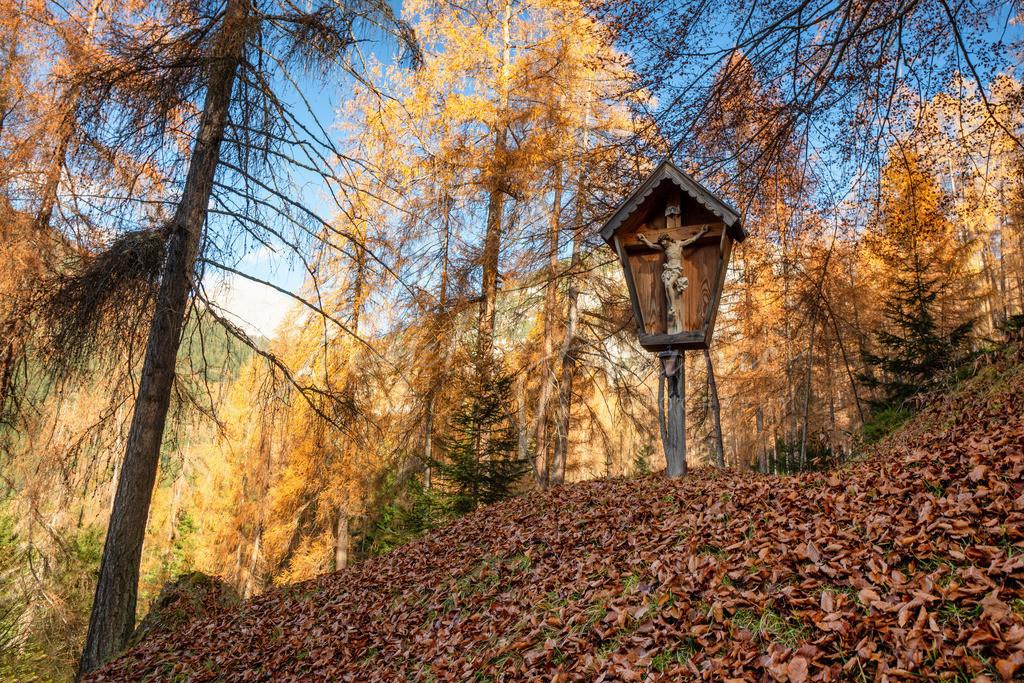 Brunntal | Das herbstliche Brunntal in Zirl