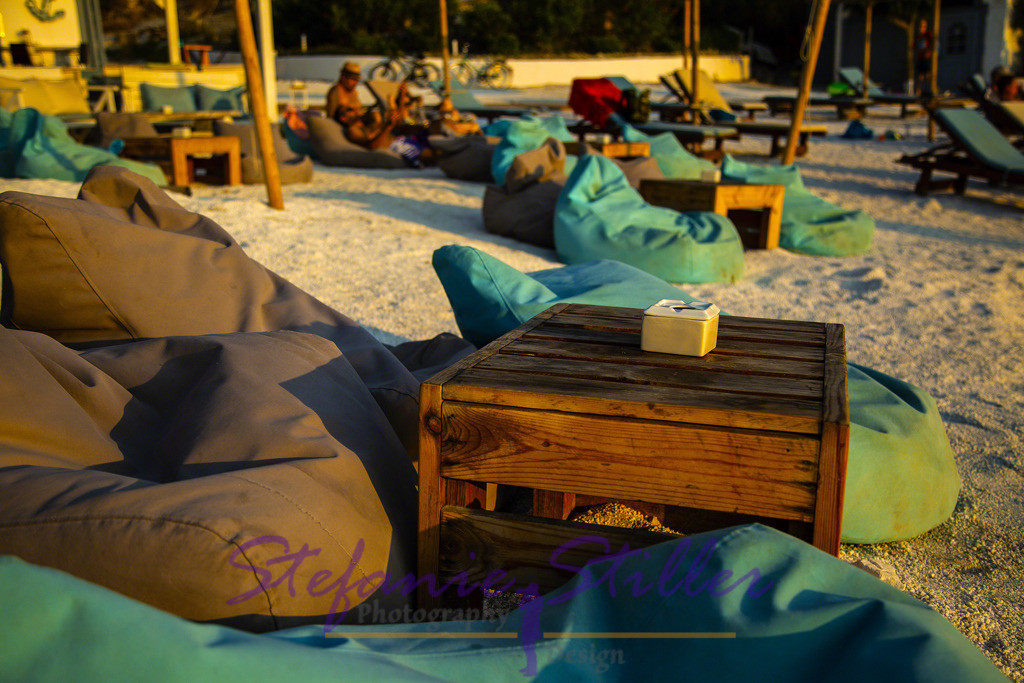 Sonnenuntergang Beach Bar