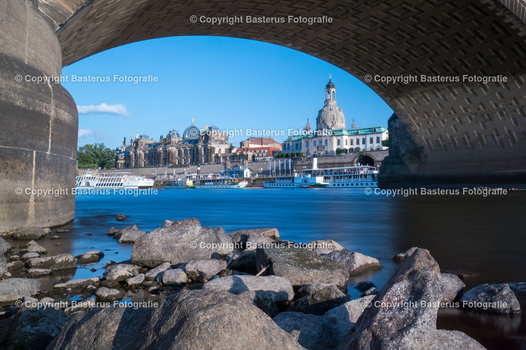 Albertbrücke Dresden