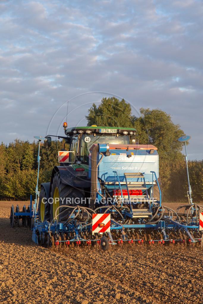 20180928-IMG_1231 | Aussaat von Wintergerste mit einer pneumatischen Drillmaschine