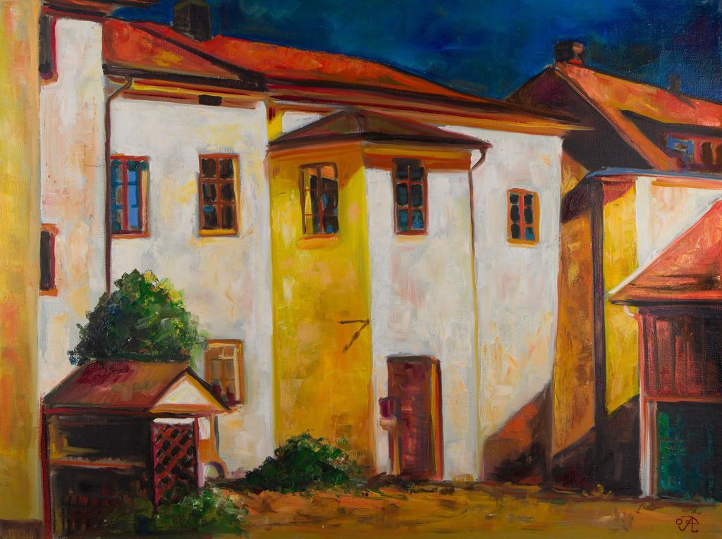 Sonnenstadt | Originalformat: 60x80cm  -   Produktionsjahr: 2009