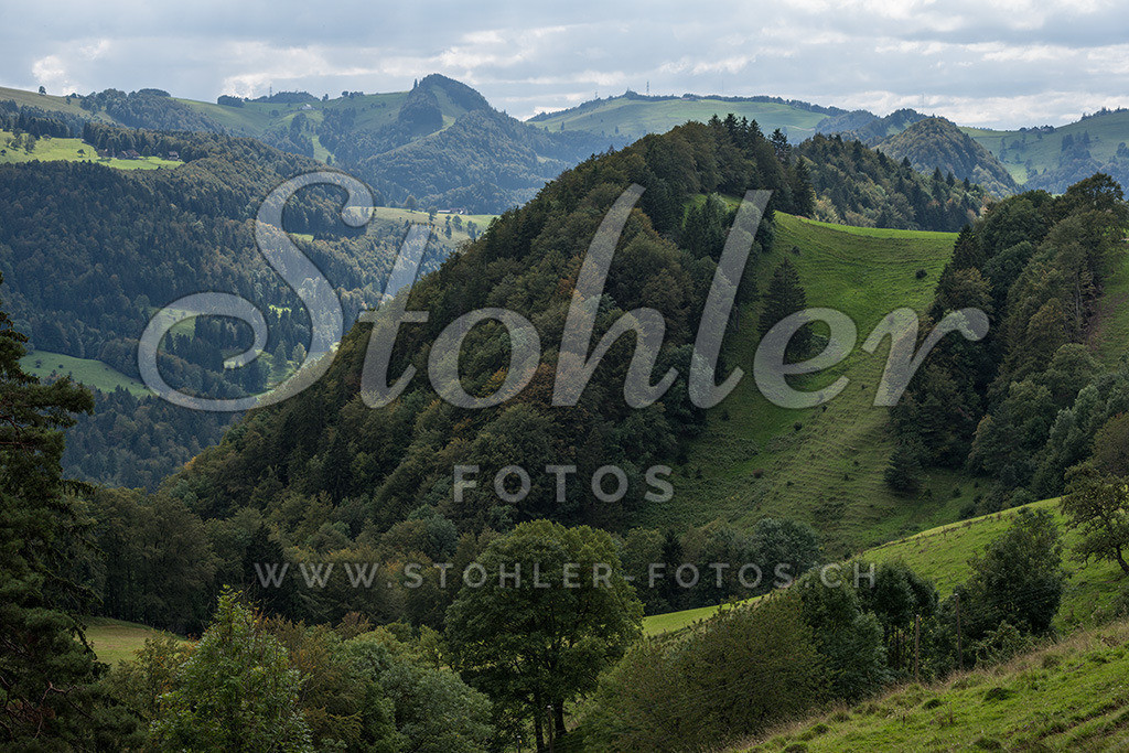 Guldental, Beinwil (SO)   Blick ins Guldental, Beinwil im Kanton Solothurn.
