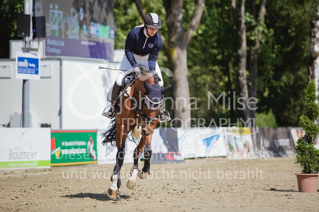 200819_Delbrück_Sprpf-A_2_1-246 | Delbrück Masters 2020 Springpferdeprüfung Kl. A** 4-6jährige Pferde