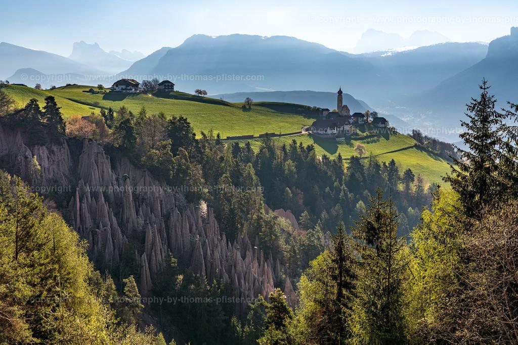 Erdpyramiden in Südtirol -1
