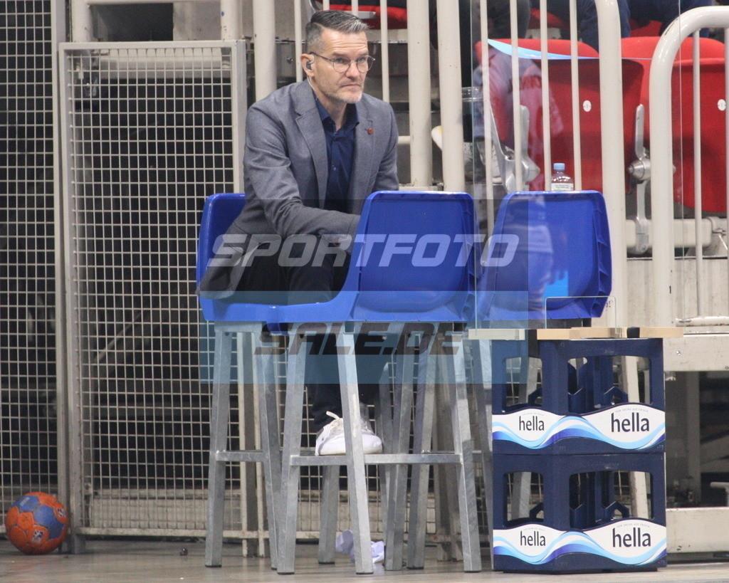 Handball Supercup | Hallensprecher - © by K-Media-Sports / Sportfoto-Sale.de