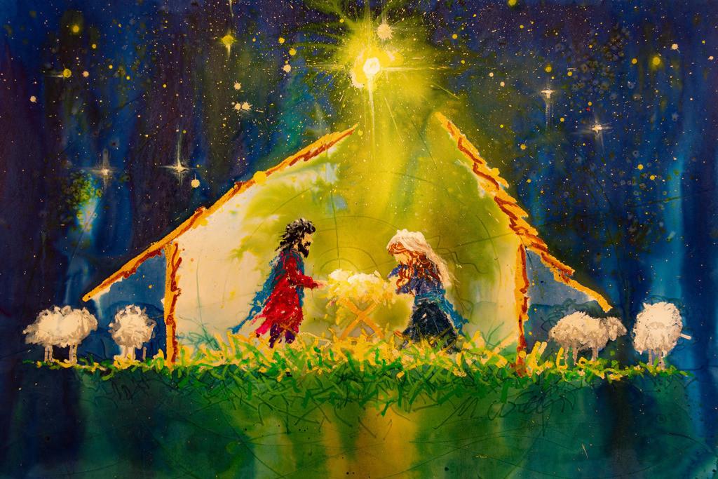 Weihnachten am Feld | Weihnachten am Feld