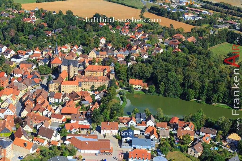 thurnau-2015-2671 | Luftbild von  Thurnau - Luftaufnahme wurde 2015 von https://frankenair.de mittels Flugzeug (keine Drohne) erstellt - die Geschenkidee