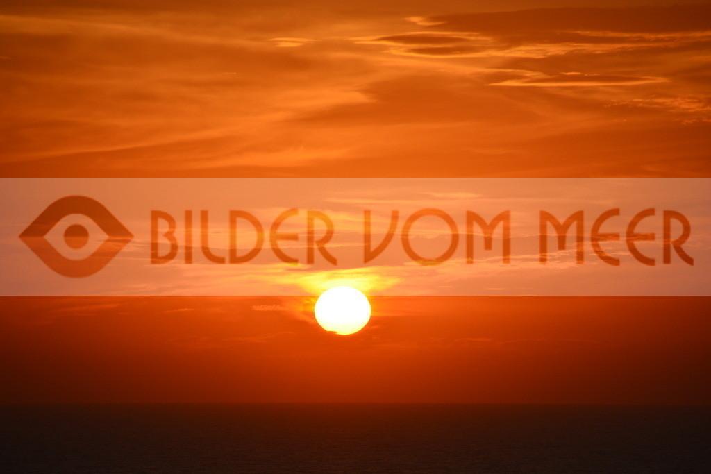 Fotoausstellung Meer Bilder | Sonnenuntergang am Meer