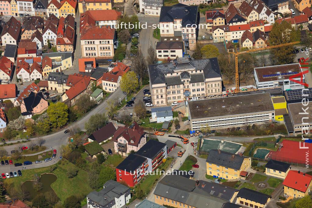 luftbild-kulmbach-2016-6441 | Luftbild von  Kulmbach - Luftaufnahme wurde 2016 von https://frankenair.de mittels Flugzeug (keine Drohne) erstellt - die Geschenkidee