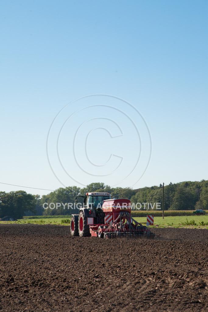 20110930-IMG_6350 | säen von Wintergerste - AGRARFOTOS