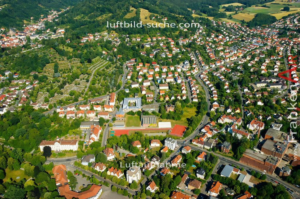 luftaufnahme-kulmbach-2008-461 | Luftbild von  Kulmbach - Luftaufnahme wurde 2008 von https://frankenair.de mittels Flugzeug (keine Drohne) erstellt - die Geschenkidee