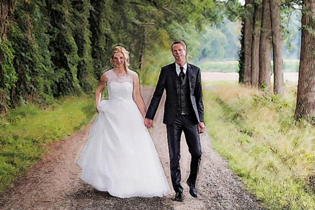 Brautpaar 3 Bild 038
