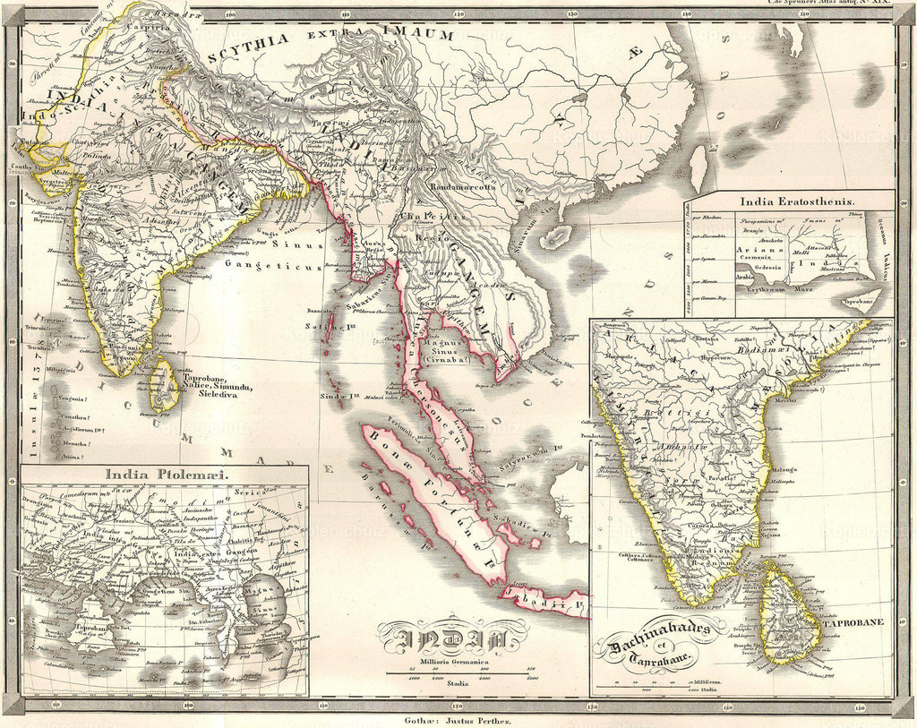 1855_Spruneri_Map_of_India_and_Southeast_Asia_in_Ancient_Times