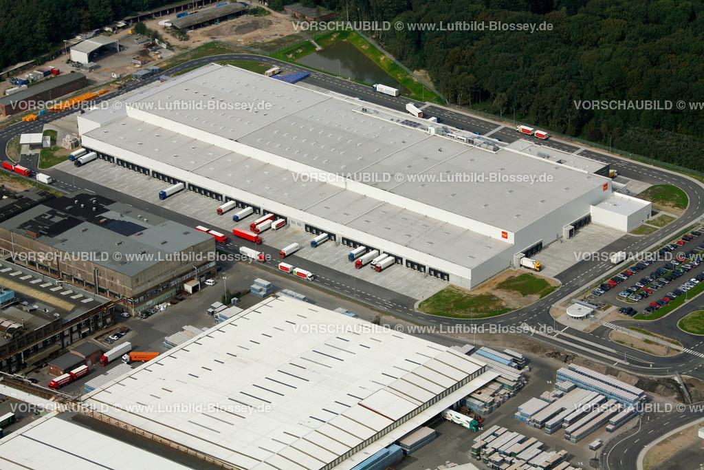 ES10098573 | Luftbild, Penny, Logistikzentrum, Penny-Logistikzentrum Essen-Karnap,  Essen, Ruhrgebiet, Nordrhein-Westfalen, Germany, Europa