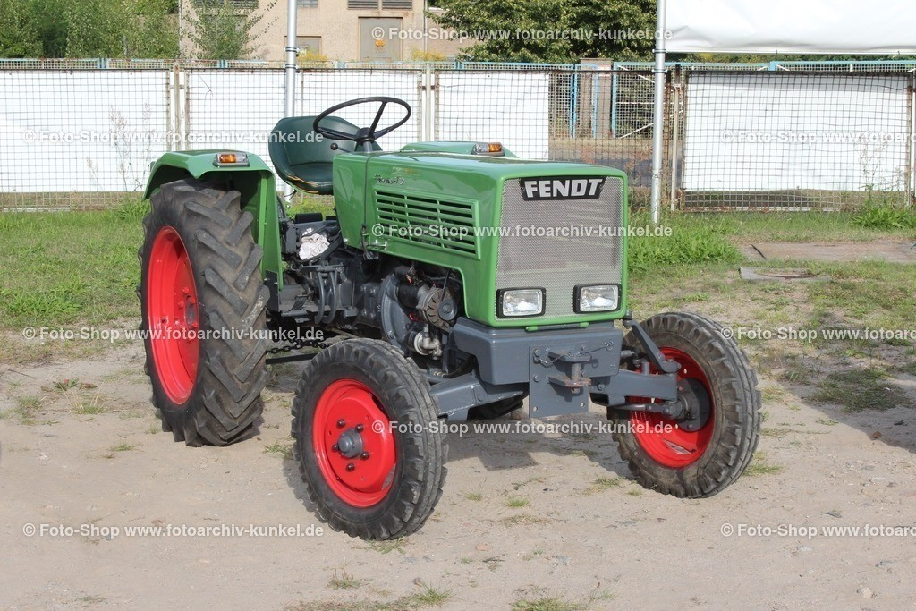 Fendt Farmer 1 D Traktor, Schlepper, 1971-74 | Fendt Farmer 1 D Traktor, Schlepper, Farbe: Grün, Bauzeit 1971-74, Baureihe Farmer, BRD, Deutschland