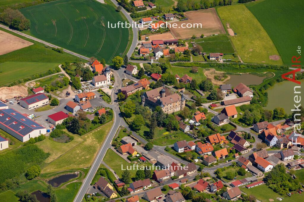 breitenlohe-19-215 | aktuelles Luftbild von  Breitenlohe  - Luftaufnahme wurde 2019 von https://frankenair.de mittels Flugzeug (keine Drohne) erstellt.