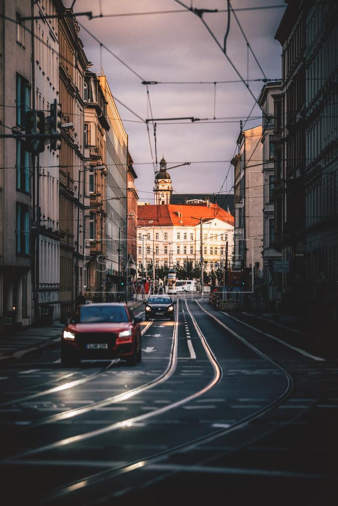 Leipzig Straße Street