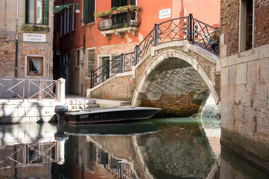 Szene in Venedig