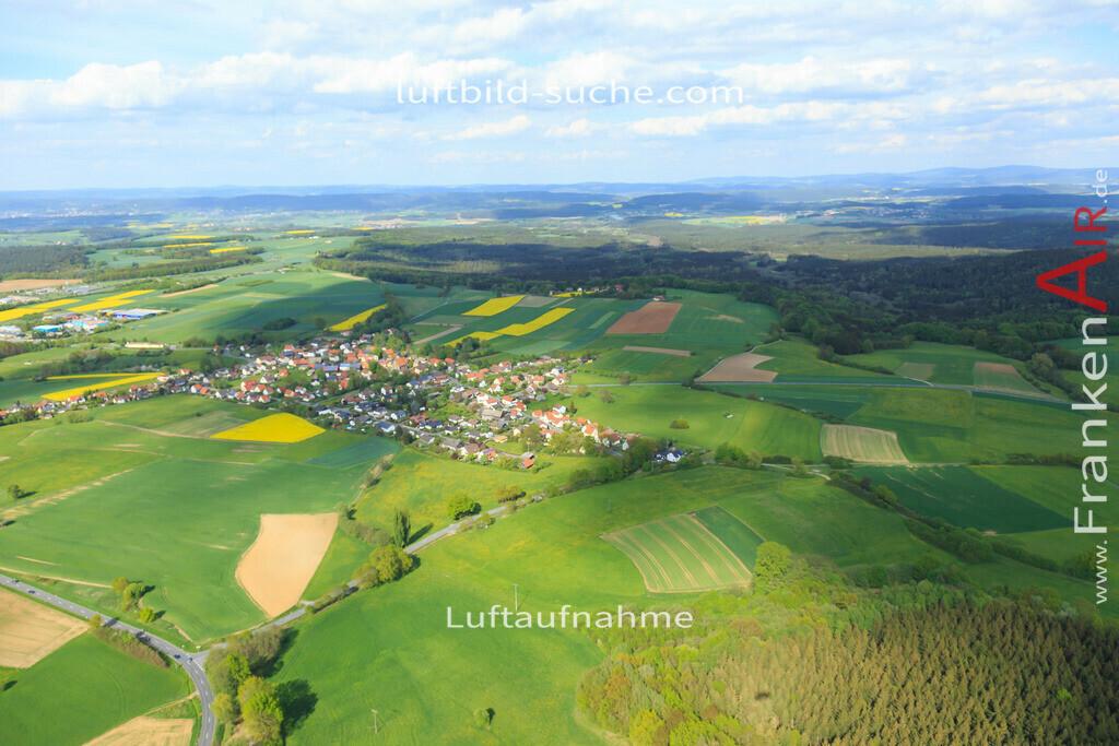 limmersdorf-2015-163 | Luftbild von  Limmersdorf - Luftaufnahme wurde 2015 von https://frankenair.de mittels Flugzeug (keine Drohne) erstellt - die Geschenkidee