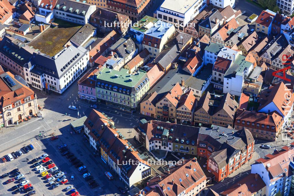 kulmbach-2016-3228   Luftbild von  Kulmbach - Luftaufnahme wurde 2016 von https://frankenair.de mittels Flugzeug (keine Drohne) erstellt - die Geschenkidee
