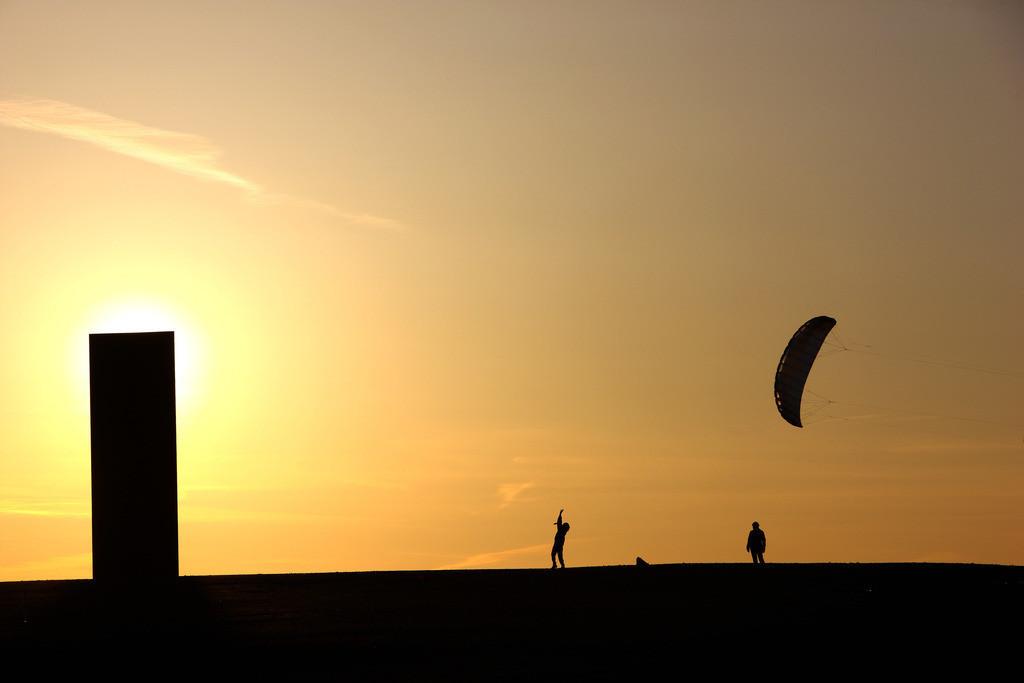 JT-090318-002 | Schurenbachhalde, Kunstwerk des britischen Künstlers Richard Serra,