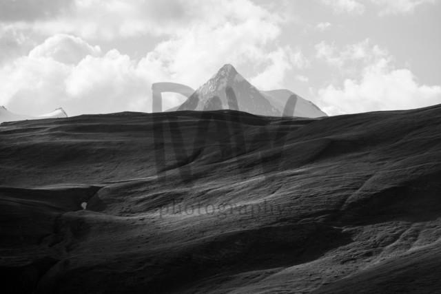 Furggerchäller / Schrota mit Aletschhorn im Hintergrund