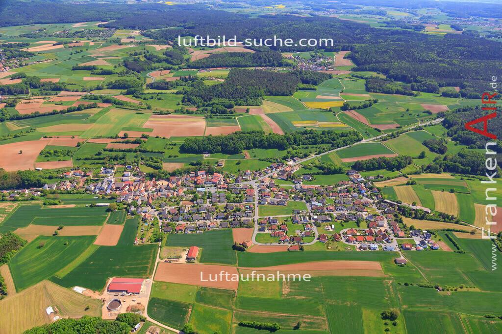trosdorf-bischberg-18-331 | aktuelles Luftbild von Trosdorf Bischberg - Luftaufnahme wurde 2018 von https://frankenair.de mittels Flugzeug (keine Drohne) erstellt.