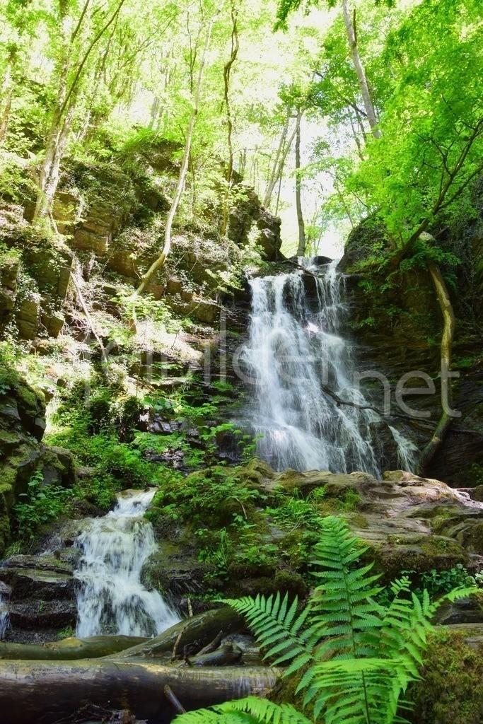 Klidinger Wasserfall | Wasserfall in der Eifel / Vulkaneifel