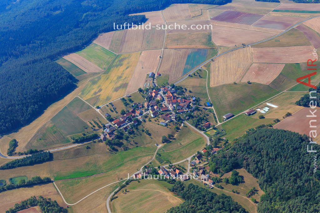 jobstgereuth-markt-erlbach-2016-8547 | Luftbild von Jobstgereuth Markt-erlbach - Luftaufnahme wurde 2016 von https://frankenair.de mittels Flugzeug (keine Drohne) erstellt - die Geschenkidee