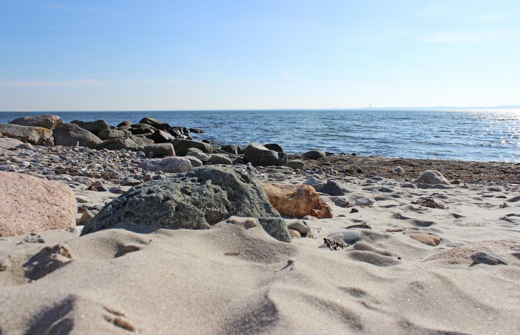 Strand in Strande | Sandstrand in Strande
