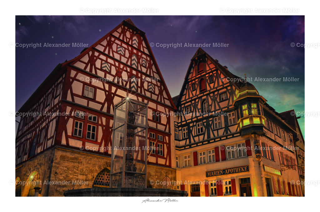 Rothenburg ob der Tauber No.95