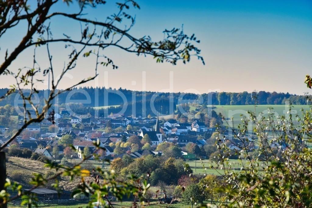 Blick auf Strohn | Eifel / Vulkaneifel