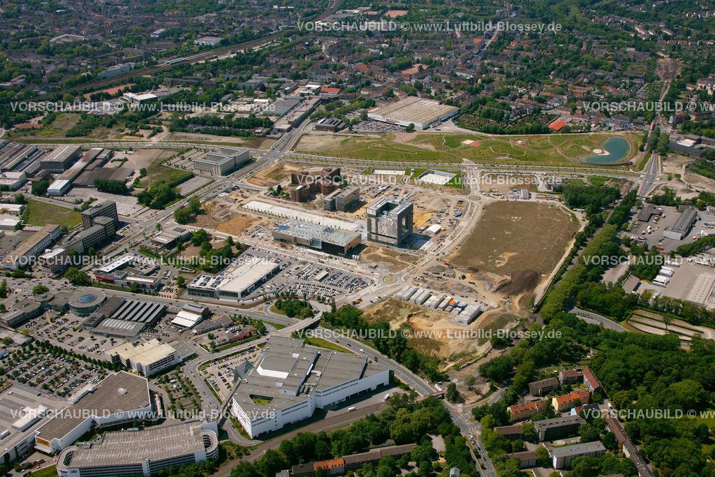 ES10058388 | Westviertel ThyssenKrupp Quartier,  Essen, Ruhrgebiet, Nordrhein-Westfalen, Germany, Europa, Foto: hans@blossey.eu, 29.05.2010