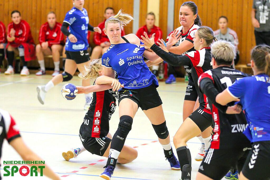TusLintfort_BsvSachsenZwickau_290918_Naina | Handball - 2. Bundesliga,  Frauen: TuS Lintfort vs. BSV Sachsen Zwickau | 29.09.18 17:30