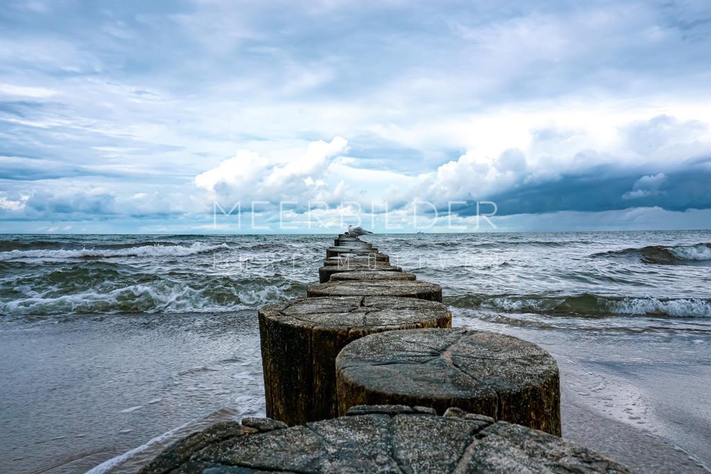 Wilde Wetter - Mystisch - Meerbilder